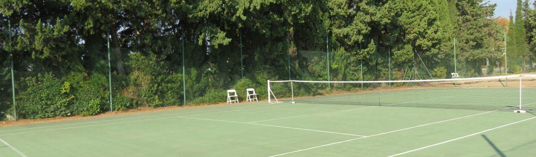 Les tennis