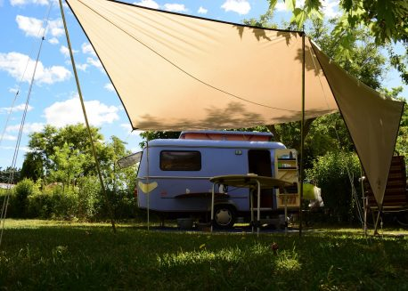 camping maussane
